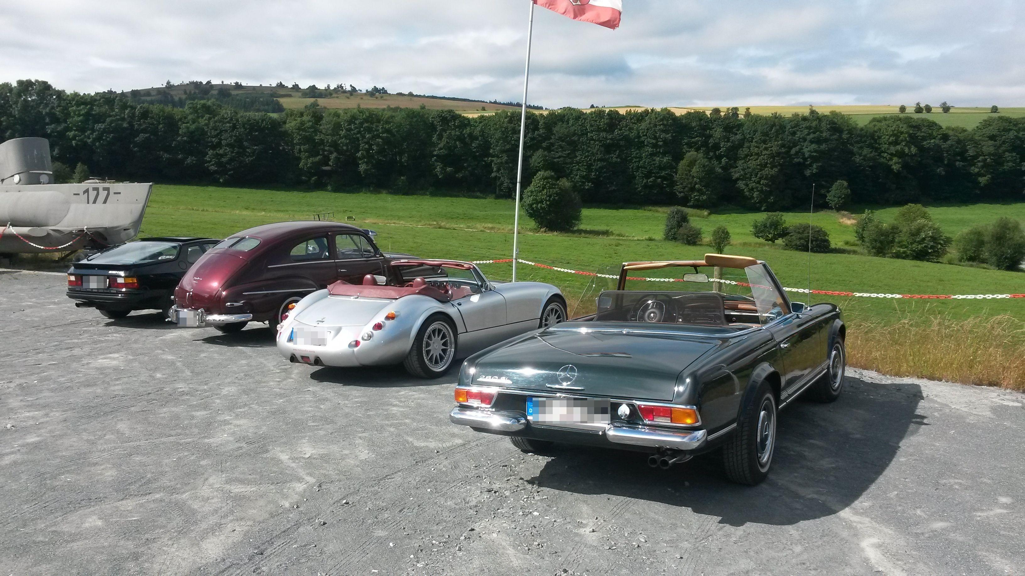 www.classic-car-tours.de Impressionen unserer Touren. | Oldtimer ...