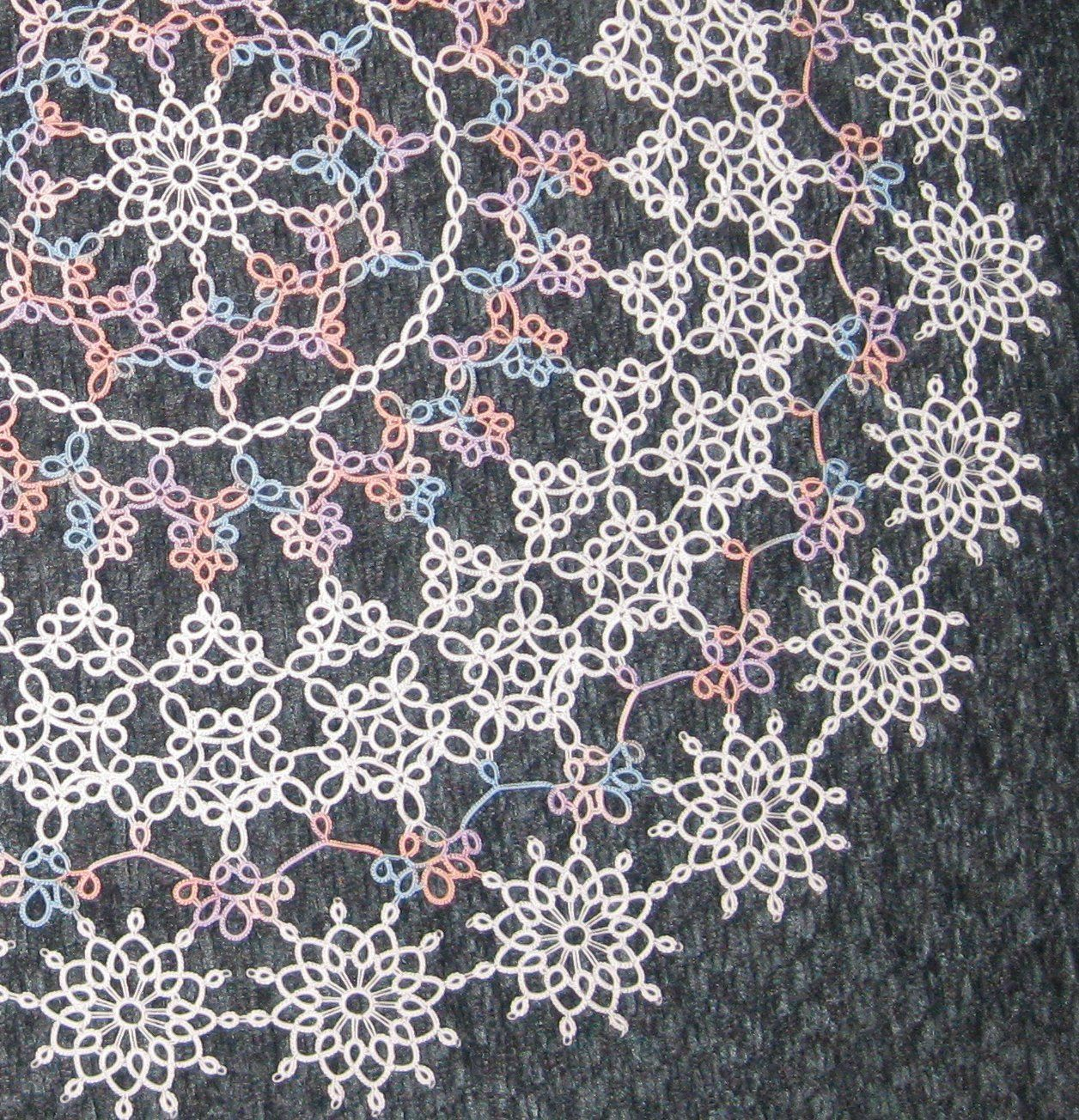 Tat's All She Wrote: Doily