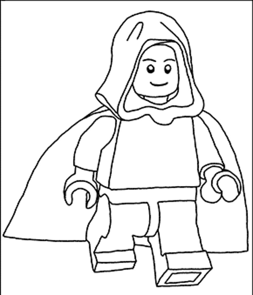 free online lego star wars coloring pages | CHP activities | Pinterest