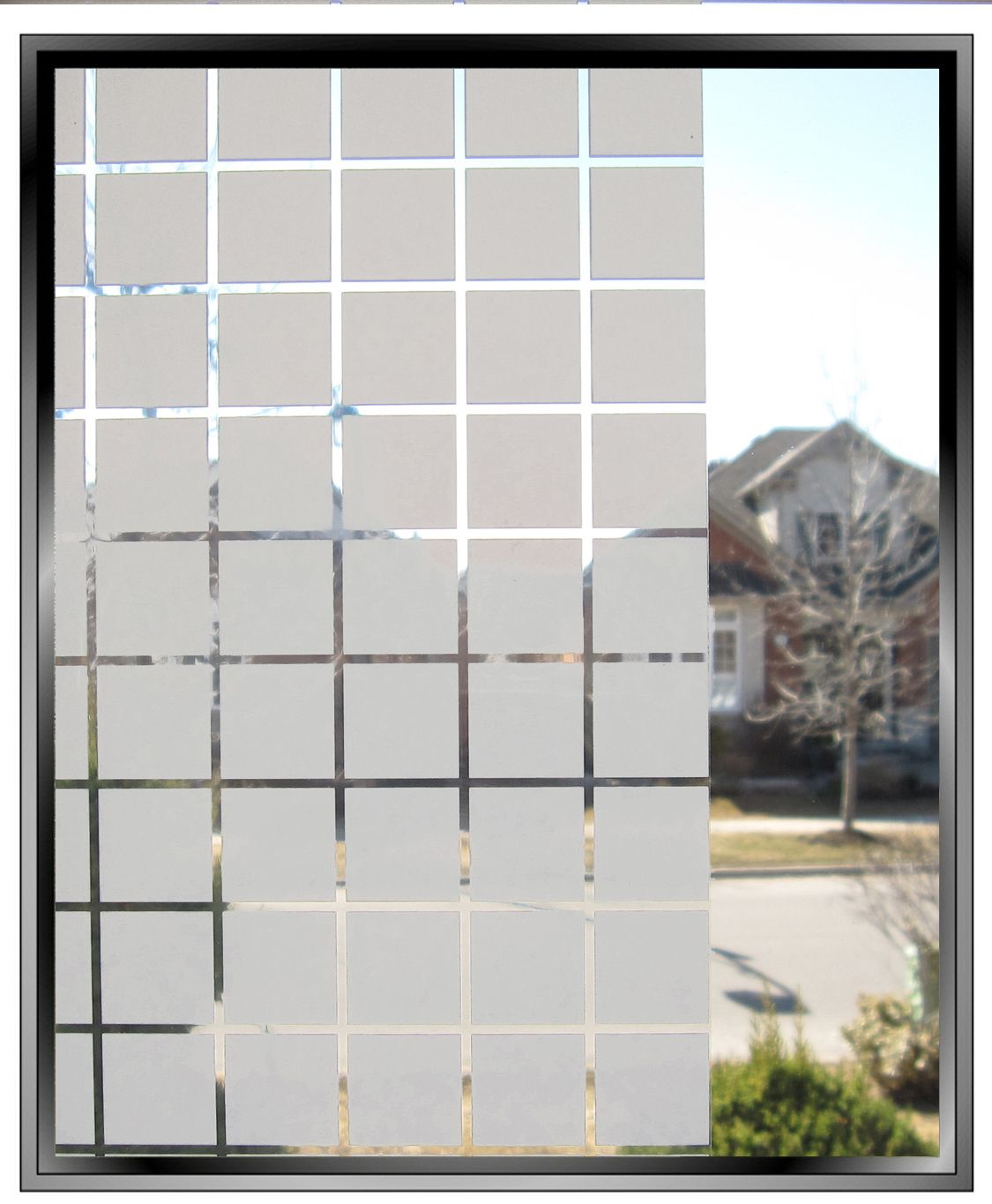 See Out But Not In With Privacy Window Films