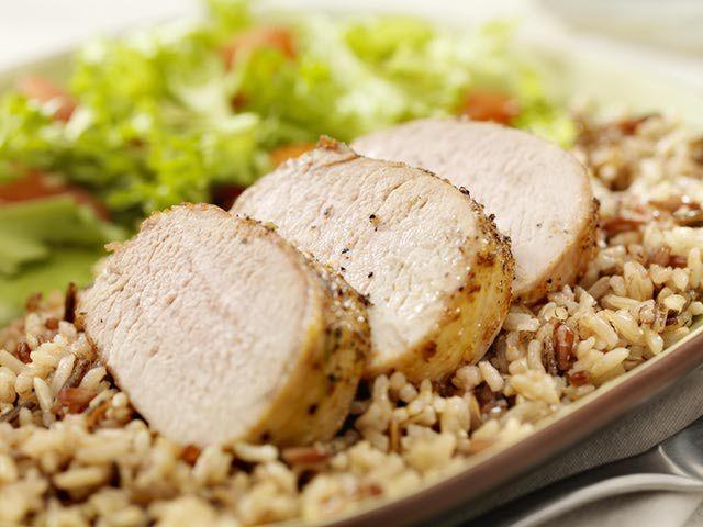 Menü für Diäten gegen Gastritis