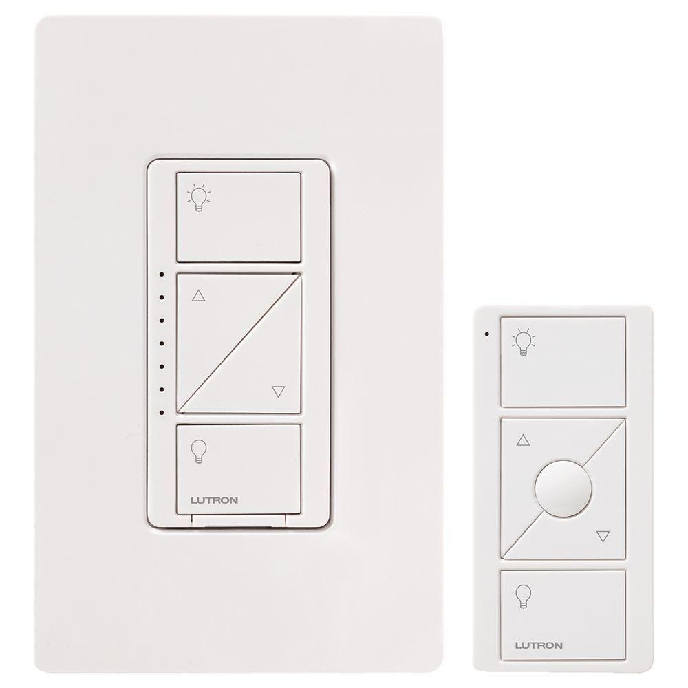 Lutron Caseta Inwall dimmer & Pico remote control kit