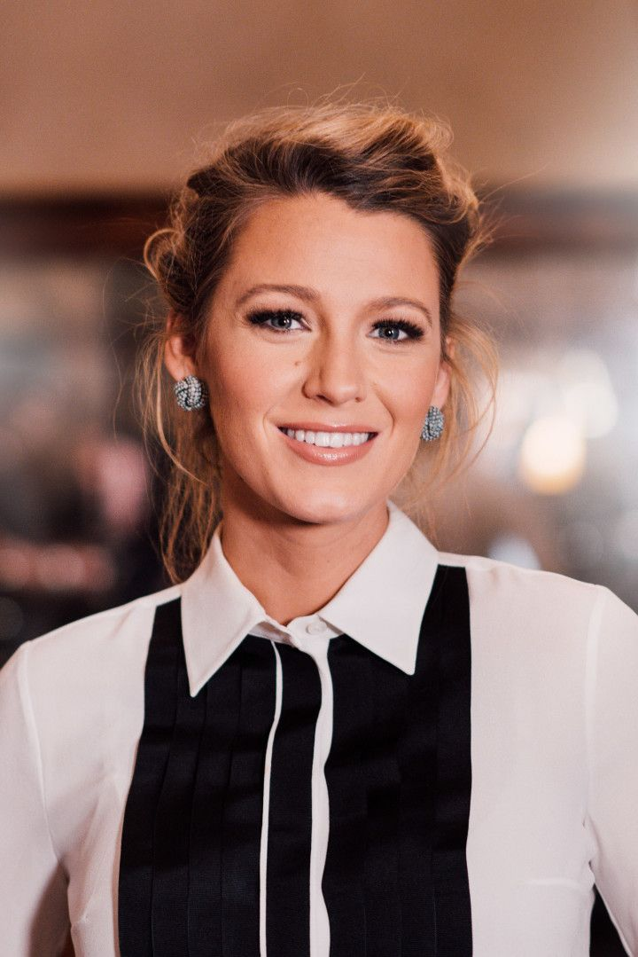 14 Things You've Always Wanted To Know About Blake Lively #blakelively