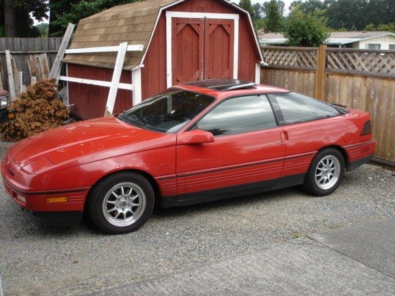 1989 Ford Probe Gt Turbo Ford Probe Gt Ford Probe Lovely Car