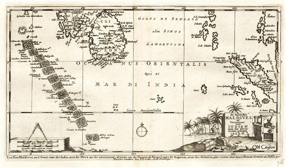 Ceylon & Maldives 1725