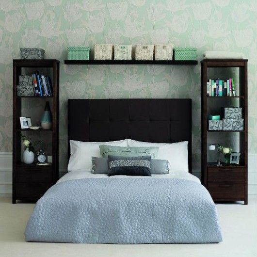 Bedroom Storage Units For Small Bedroom. Storage Solution For Small Space  Bedroom. Maximize The Space And Keep The Room From The Clutter Looks.