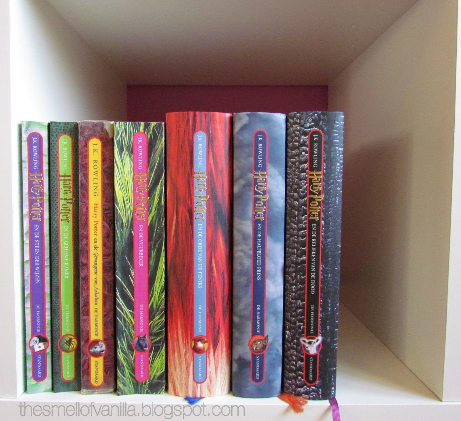 alle harry potter boeken - Google zoeken   To READ (play ...