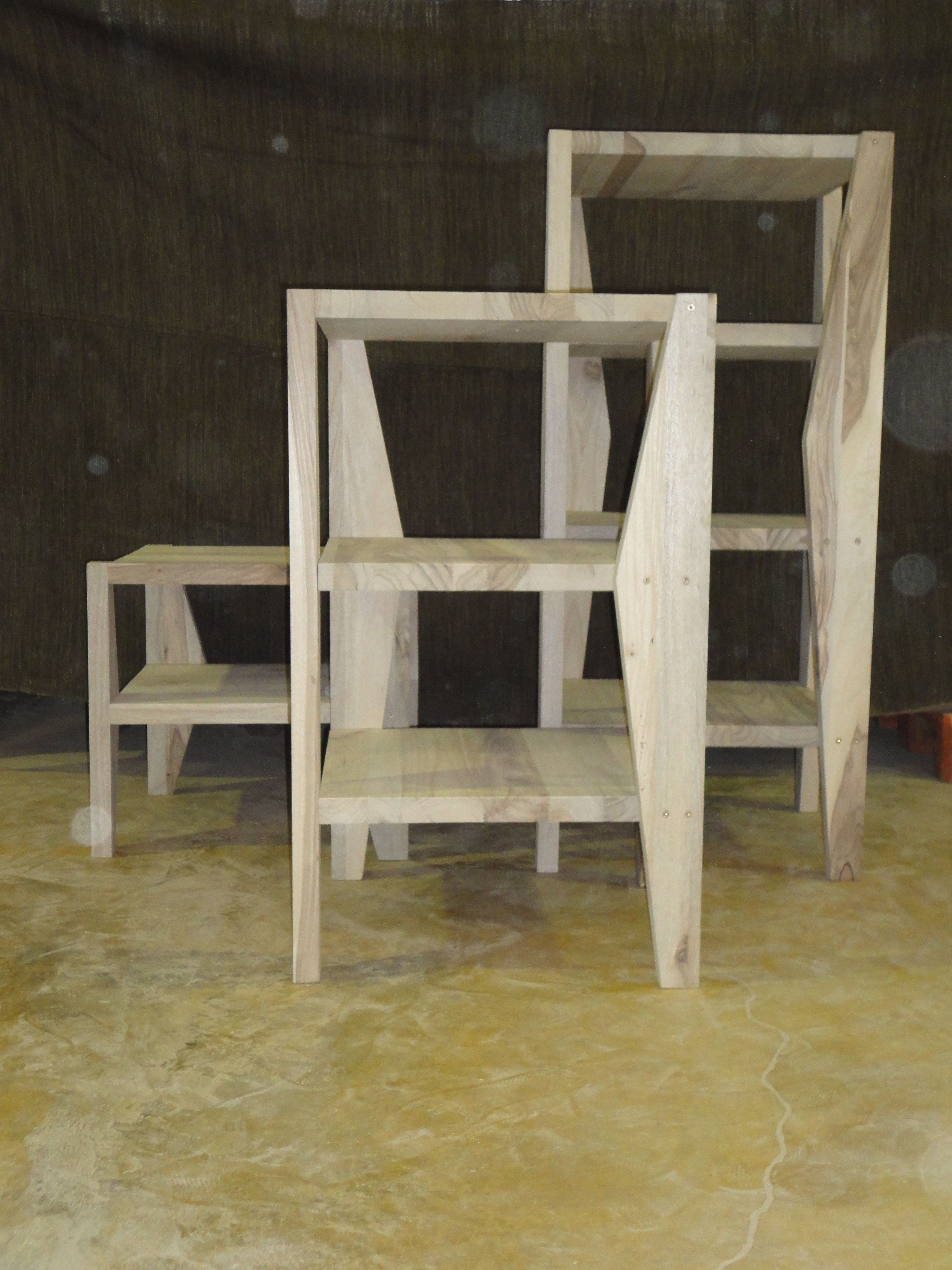 Gueridons Collection Roc Pour Bois Nature Guadeloupe Et Martinique Dessine Par Malain S Factory Decor Home Decor Furniture