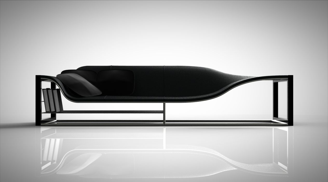 The Bucefalo Sofa Designed By Italian Designer Emanuele Canova Is Useful  Furniture For Modern Living Rooms. Inspiration Came From The Figure Of  Bucefalo, A