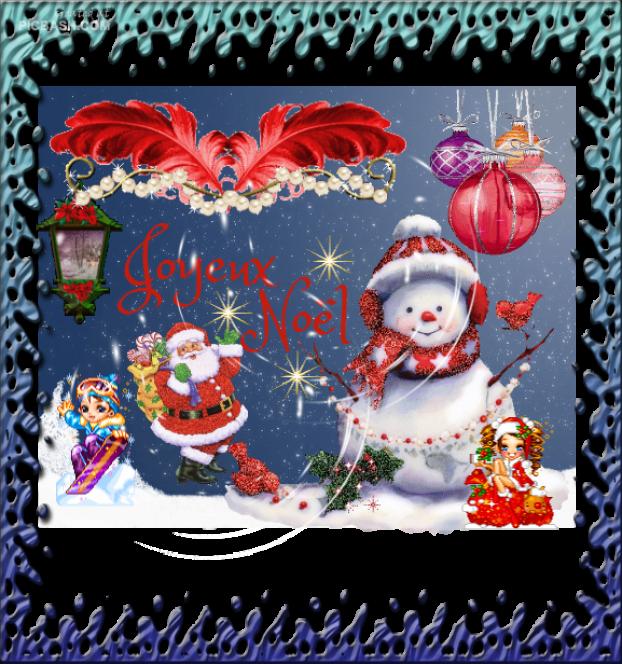 Joyeux - Noël - Picbash