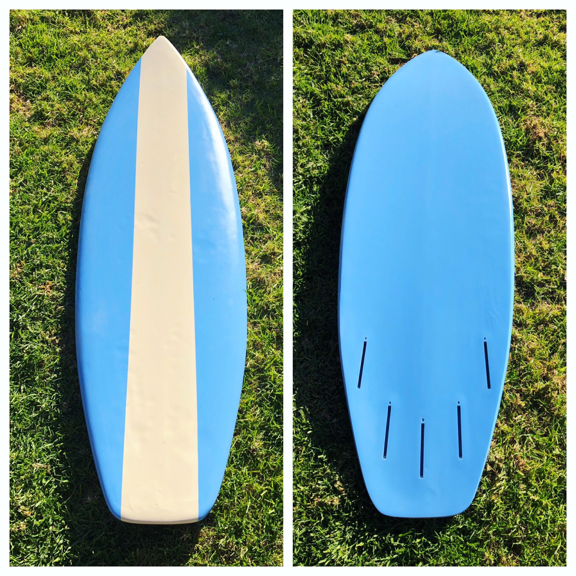 The Custom Classic Surfboard Great Way To Recycle An Old Surfboard