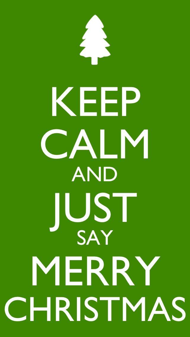 It's Merry Christmas