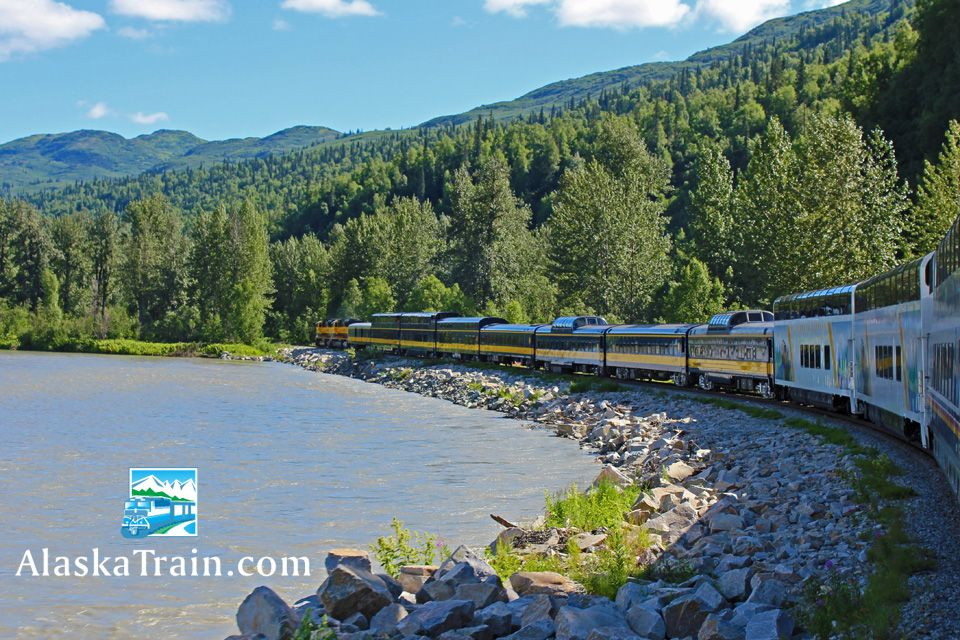 Wilderness Express Dome Train Service | AlaskaTrain.com Wilderness Express on Denali Star Route
