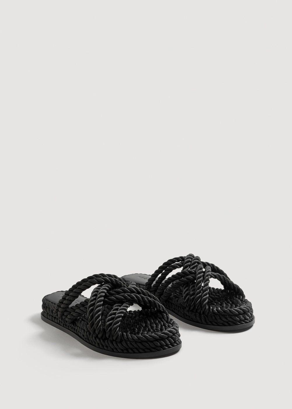 Chaussures De Mangue Rouge Avec Talon Bloc Avec Boucle Pour Dames mnTSt