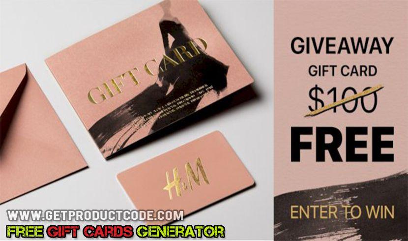 Free hm gift cards generator amazon gift card free
