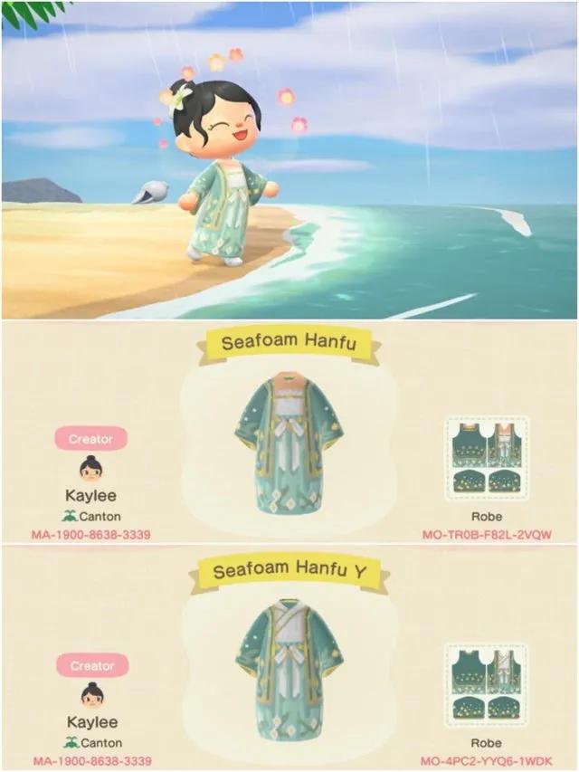 Animal Crossing: New Horizons QR Codes List