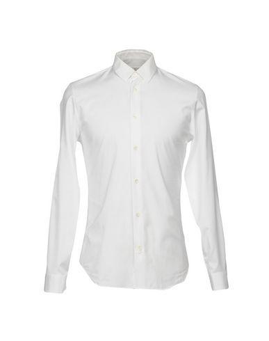 MAISON MARGIELA Men's Shirt White 16 ½ inches-neck