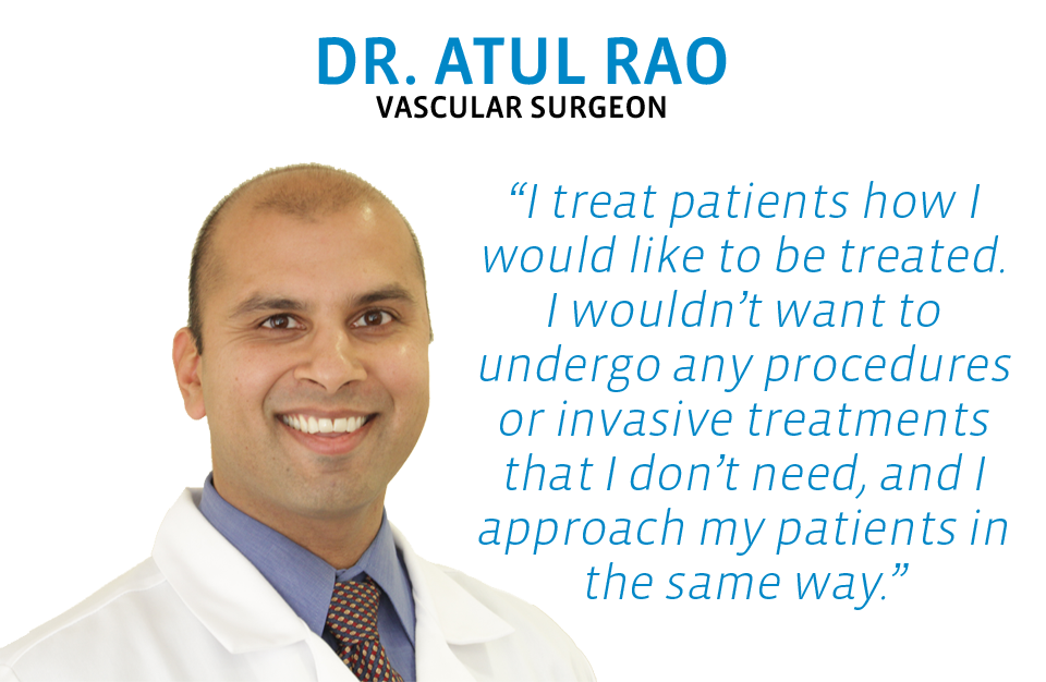 Atul Rao, MD, Vascular Surgeon at Maimonides Medical Center in ...