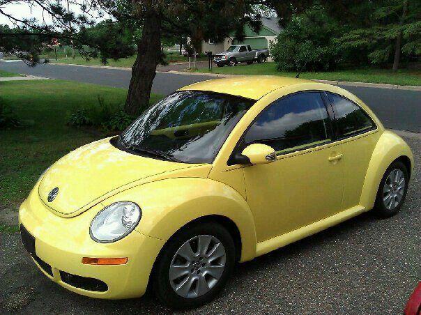 Slug Bug Yellow