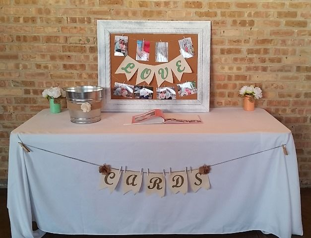 Rustic wood with mason jars wedding decor centerpieces white burlap rustic wood with mason jars wedding decor centerpieces white burlap coral and mint green wedding linen junglespirit Choice Image