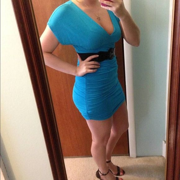 18+ Body central blue dress ideas