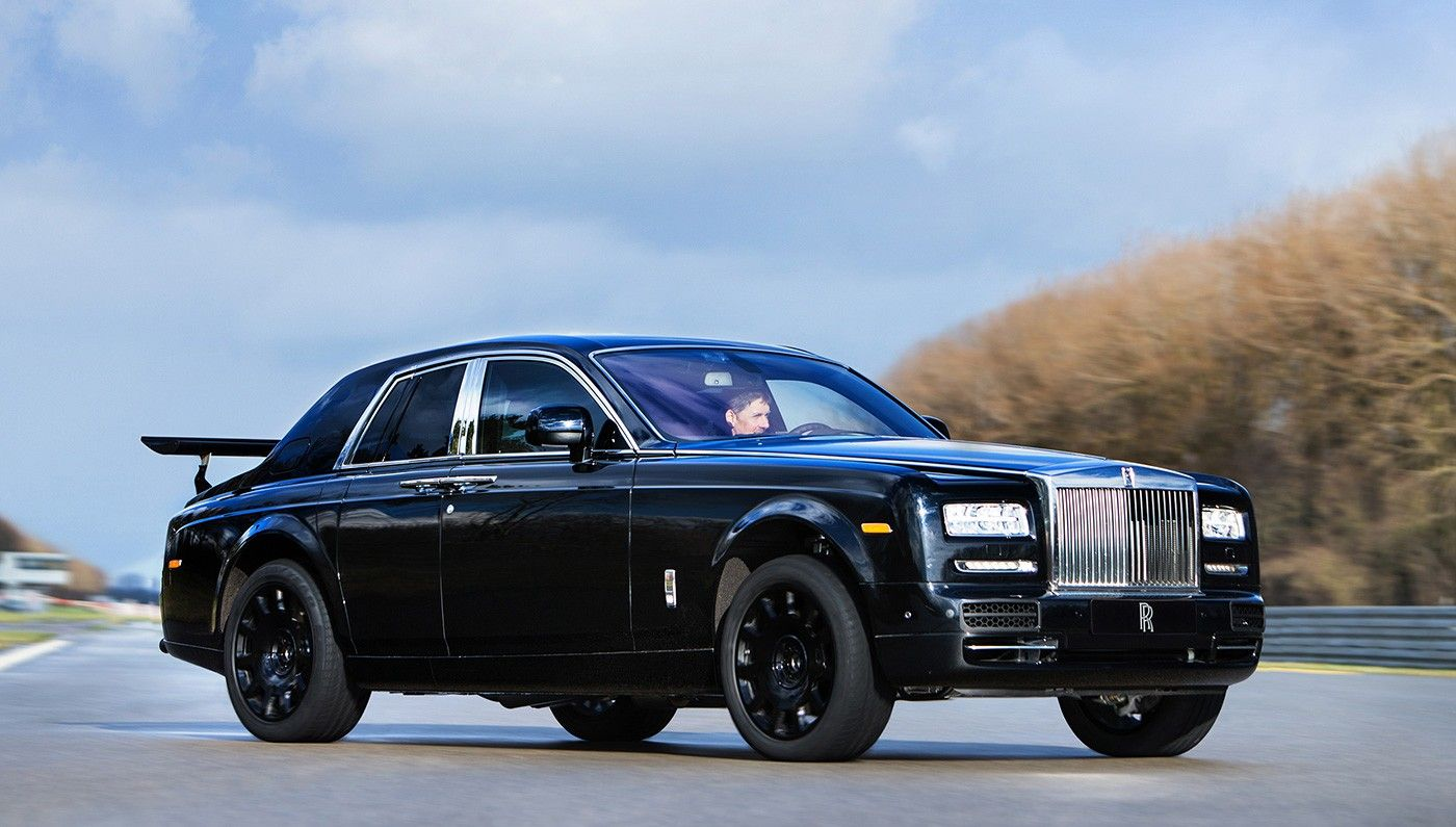 Rolls Royce Cullinan These Three Supercar Suv Concepts Are Now