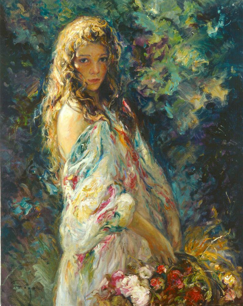 Pin on Fine Art Painting Figure