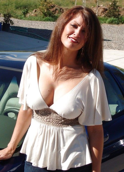 mature breasts dame bukser