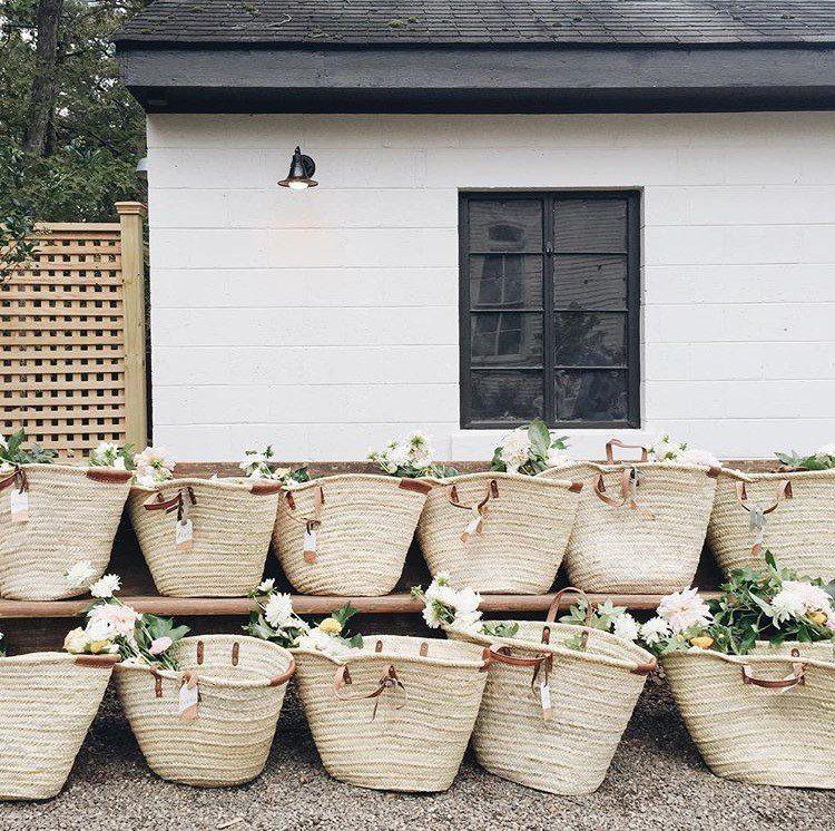 thislittlebagofmine Market baskets, Outdoor gardens, Basket
