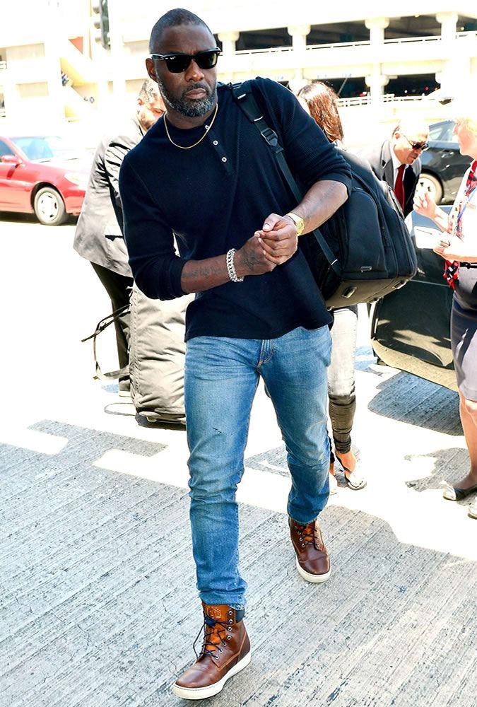 Idris Elba Style 2017   Handsome Gentlemen   Pinterest   Idris elba ...