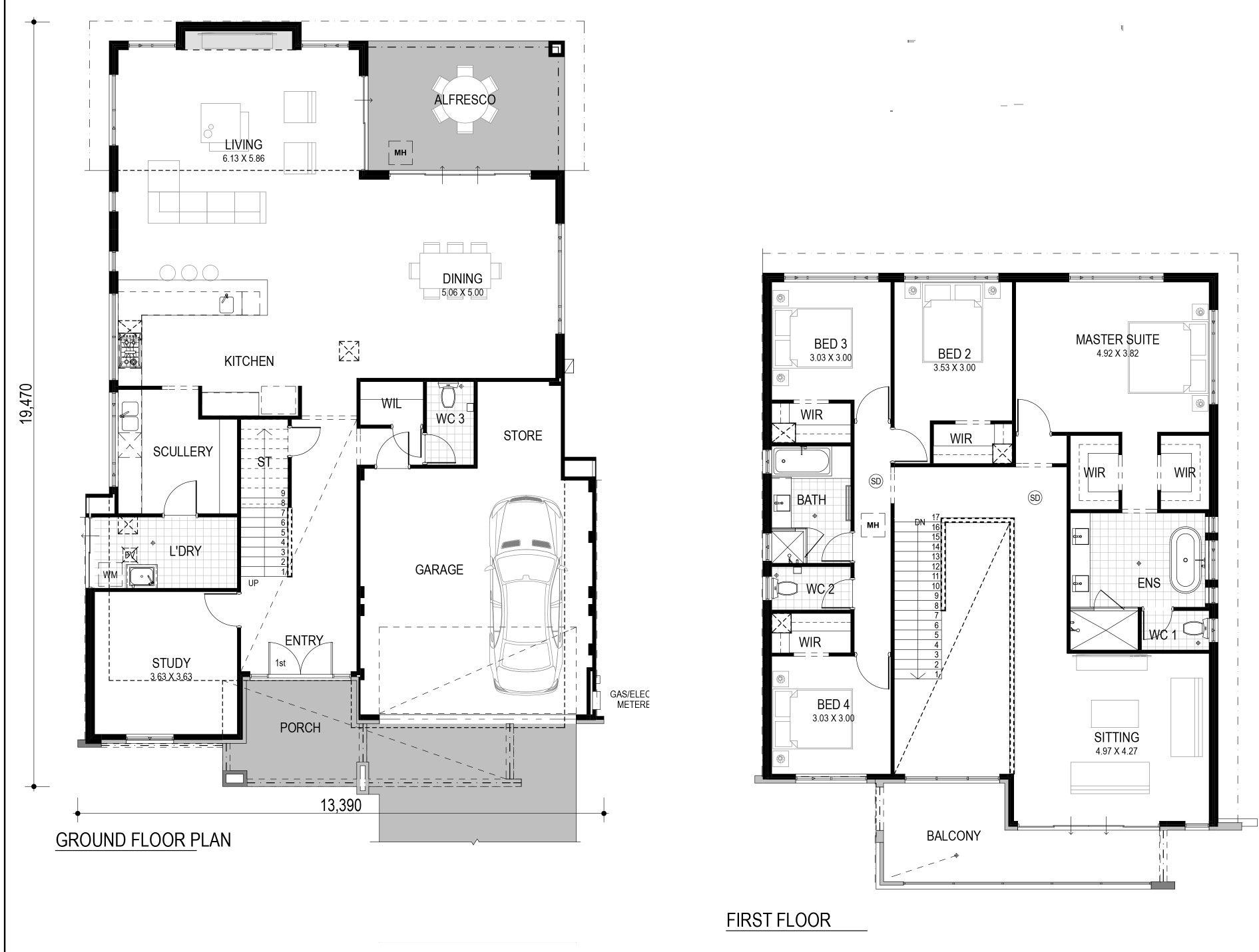 The Alair by perceptions in 2019 Contemporary house