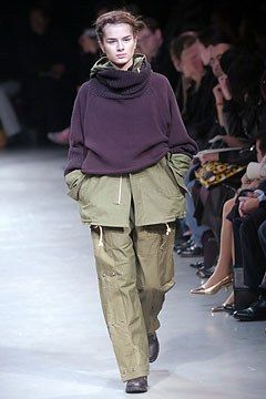 Y's Fall 2004 Ready-to-Wear Collection Photos - Vogue