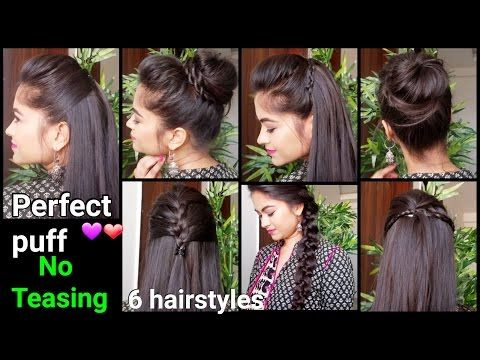 ☆HAIR TUTORIAL: HOW TO FAKE BANGS WITH BUN / TOP KNOT HAIRSTYLES FOR MEDIUM LONG  HAIR   YouTube