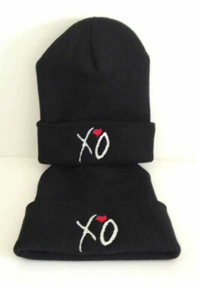 XO THE WEEKND Drake Owl ovoxo winter beanie  by winteriscoming2012, $20.00