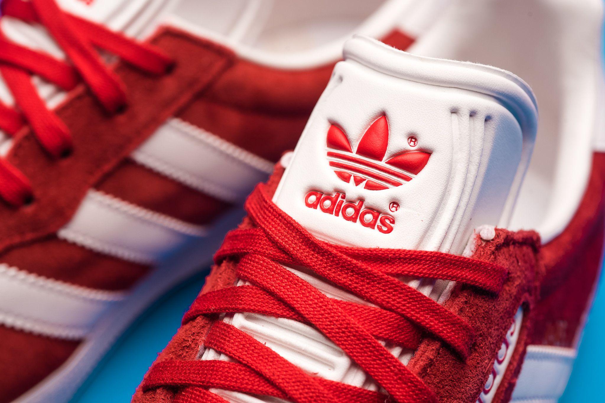 rosso e vintage bianco coprire questo adidas gazzella super adidas gazzella