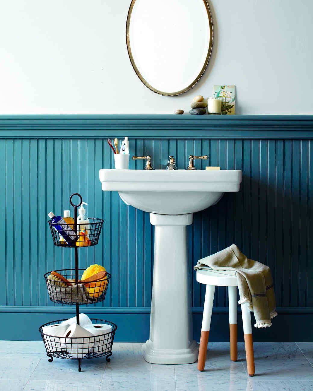 Smart Space-Saving Bathroom Storage Ideas | Home (Interiors ...