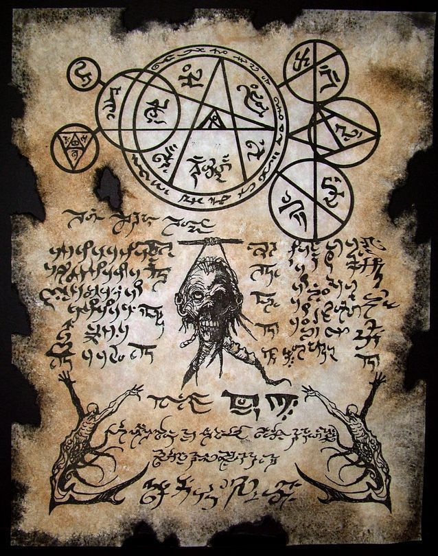 spell 83 book of the dead