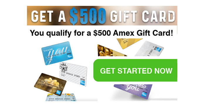 Get A 500 Amex Gift Card Amazon Gift Card Free Sephora Gift Card Visa Gift Card