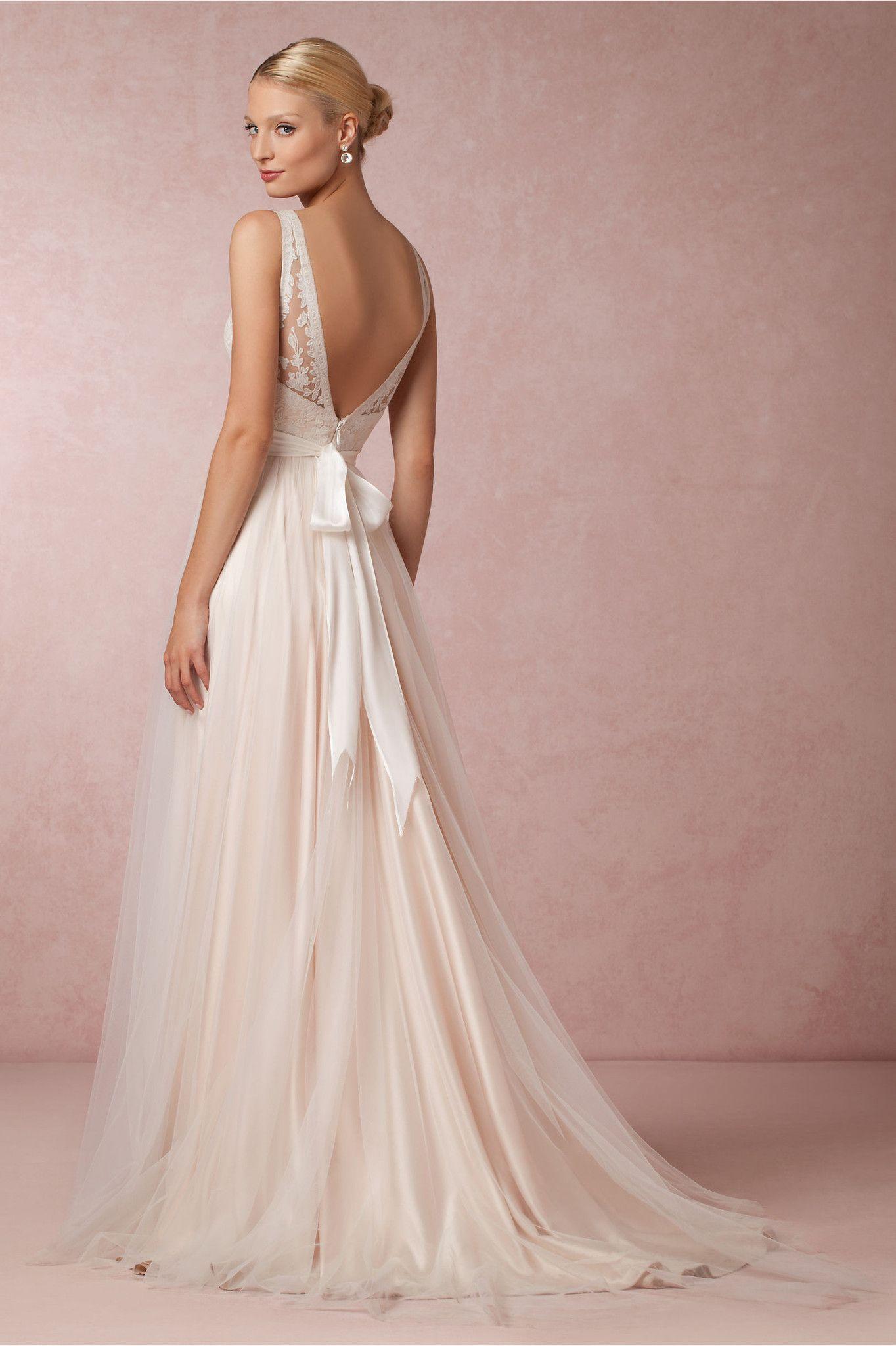 BHLDN \'Tamsin\' | Big photo, Wedding dress and Weddings