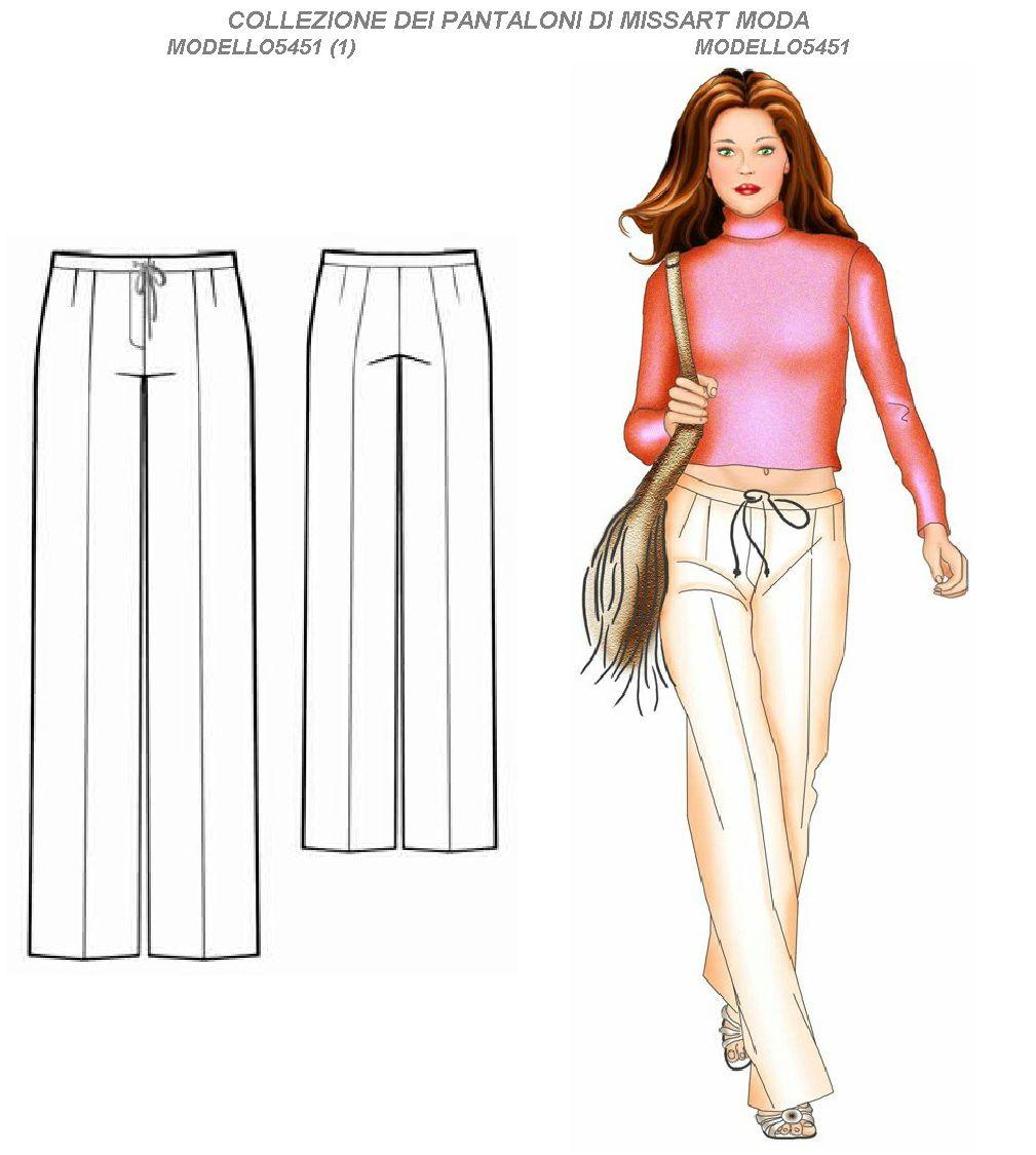 760bb73426bc16 Cartamodelli gratis da scaricare - pantaloni | moda | Cucire vestiti ...
