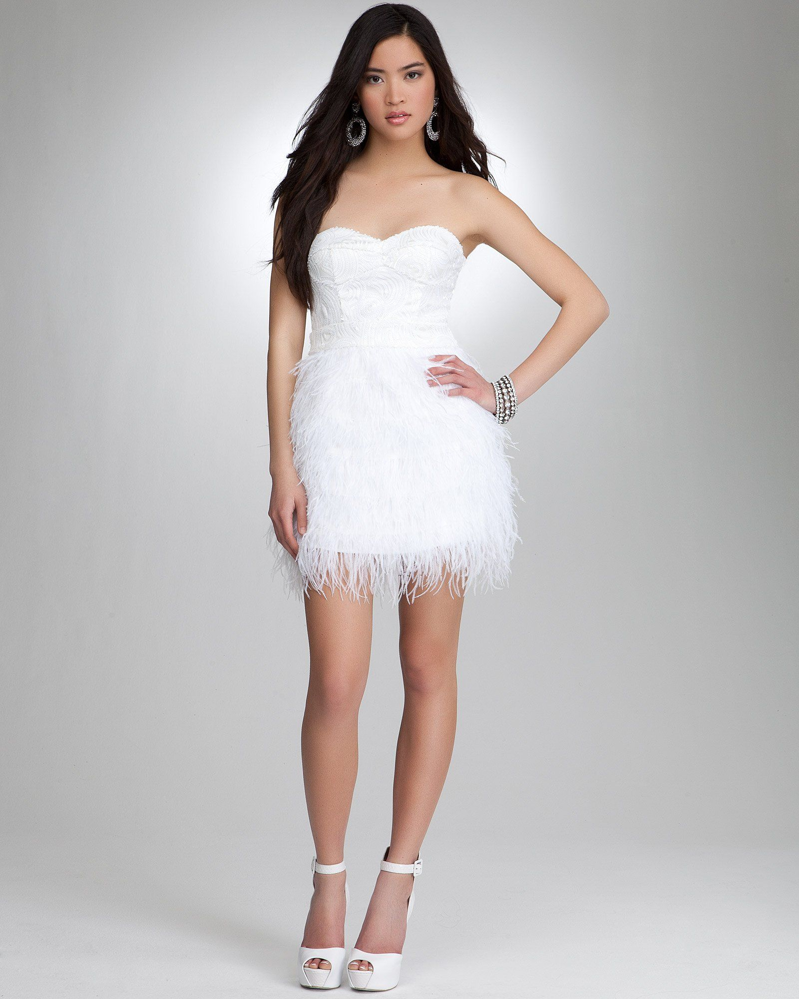 245f3716e6 Isis Sequin Feather Dress  198