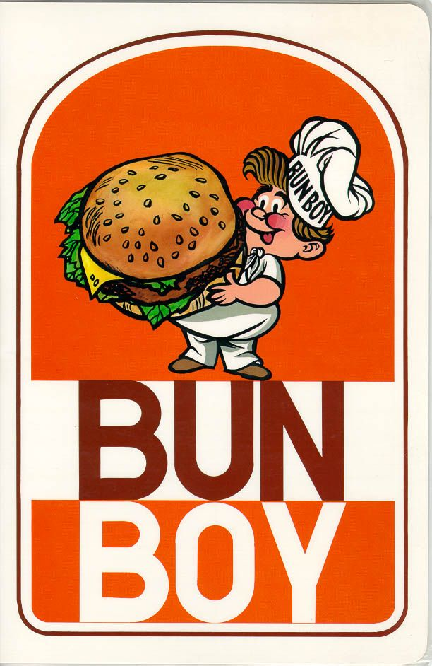 Bun Boy · Rosemead, CA · 1977