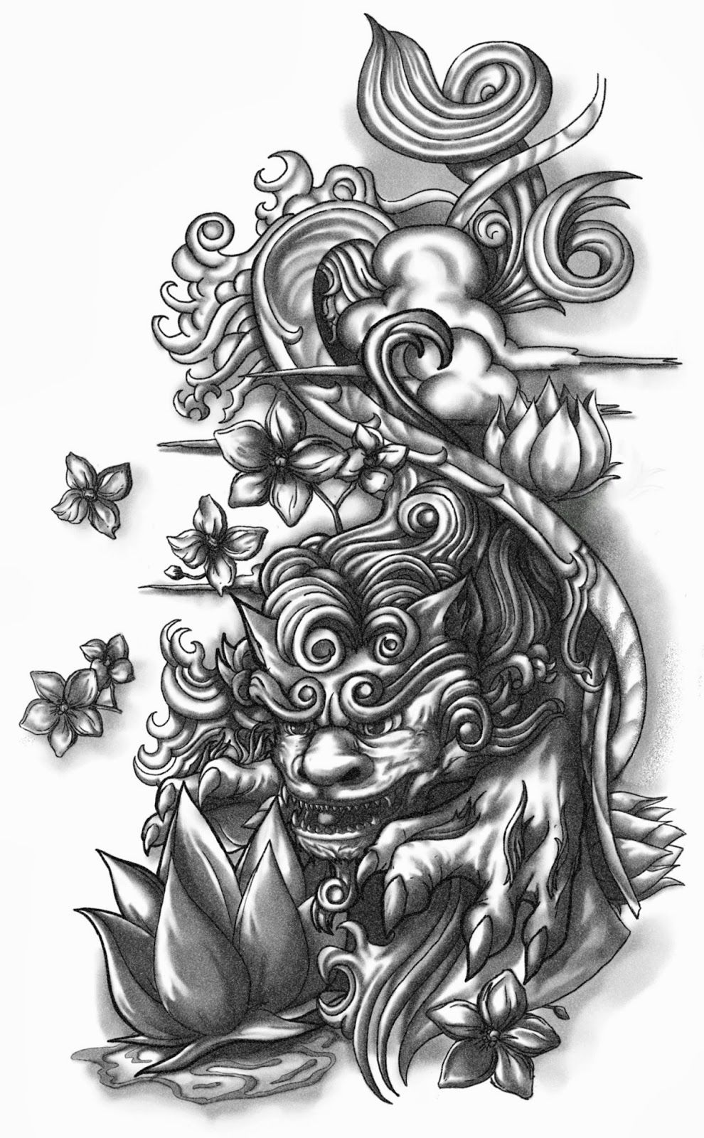 Tattoo Sleeve Sketches: Sleeve Tattoo Designs - Google Search