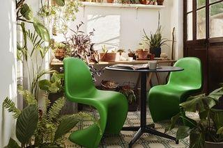 La Panton Chair si fa green | GREEN | Arredamento, Design og Sedie