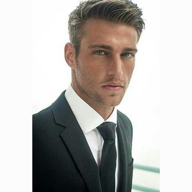 Medium Hairstyles - Fine Men's Hairstyle