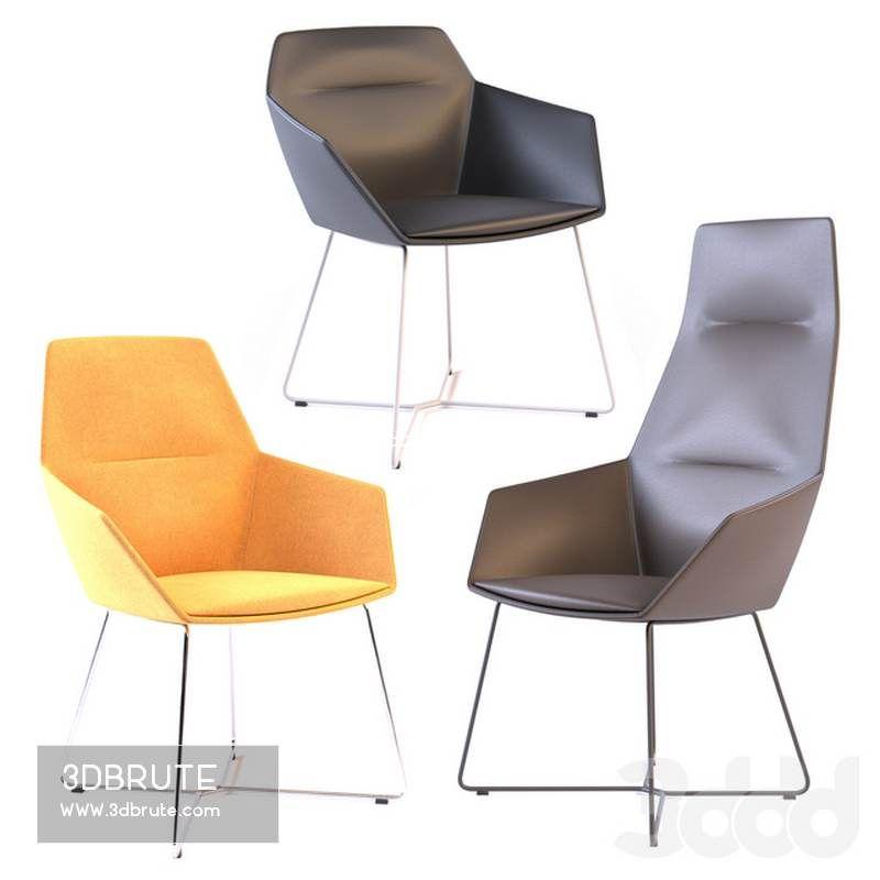 Brunner Ray Soft Sled Base 3 Tufted Sofa Arabic Decor