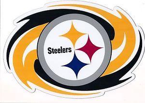 printable nfl steelers images large steelers logo sports teams rh pinterest com  free steelers logo pictures