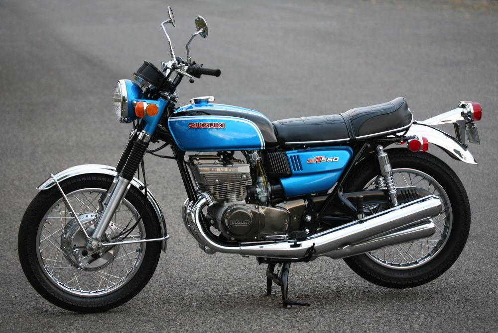 1972 suzuki gt 550 purchased in 1978 from a dealer in tucker ga sold in 1980 to help with down. Black Bedroom Furniture Sets. Home Design Ideas