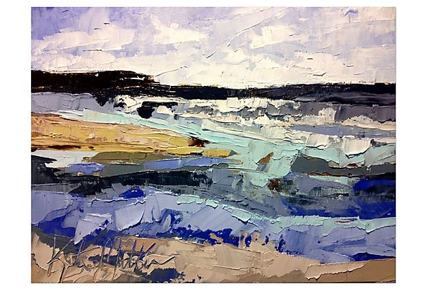 One Kings Lane - Create a Retreat - Kate Mullin, Ocean