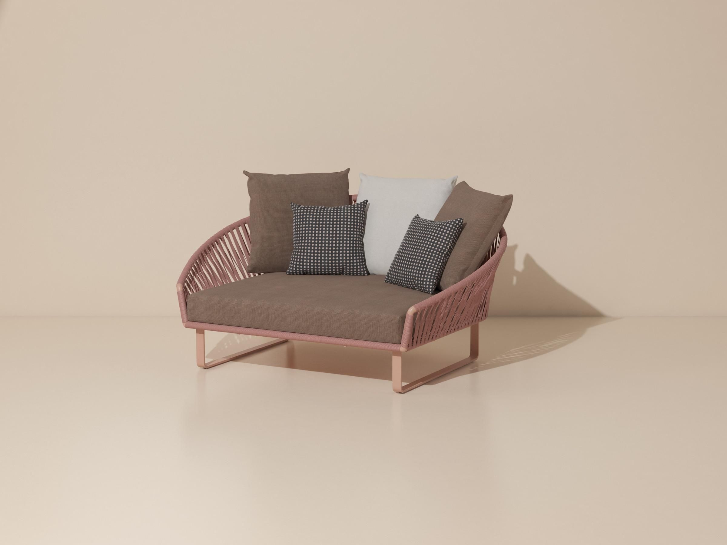 Relax Sofa Kettal Bitta Daybed Lumber Lane Outdoor Daybed Sofa